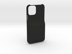 iPhone 11 Pro LooplyCase™ with RileyLink Inlay in Black Natural Versatile Plastic