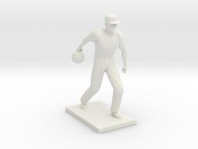 Printle T Homme 1027 - 1/24 in White Natural Versatile Plastic