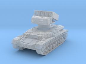 Panzer IV Raketenwerfer 1/200 in Smooth Fine Detail Plastic