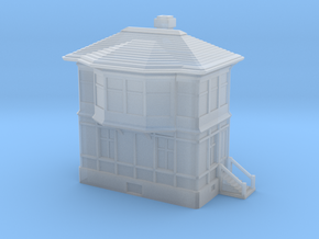 Railway Signal Tower 1/72 in Smooth Fine Detail Plastic
