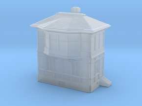 Railway Signal Tower 1/220 in Smooth Fine Detail Plastic