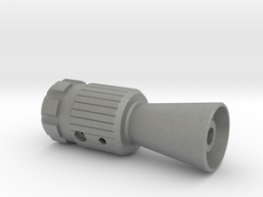 Flash hider ROTJ (Endor) in Gray PA12