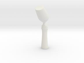 PrincessToy in White Natural Versatile Plastic