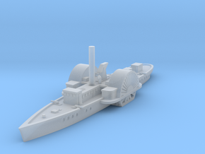 1/1000 USS Malvern in Smooth Fine Detail Plastic