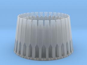 HAMMERHEAD CORVETTE 1/127 NOZZLE  in Smooth Fine Detail Plastic