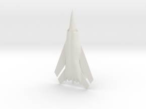 NATF-22 (Navy-Advanced-Tactical-Fighter) in White Natural Versatile Plastic: 1:72