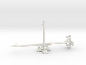 Samsung Galaxy A51 5G UW tripod & stabilizer mount in White Natural Versatile Plastic
