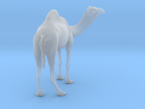 Dromedary 1:35 Standing Female in Smooth Fine Detail Plastic