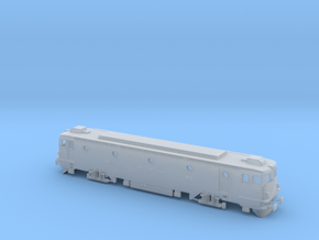 Romanian CFR Train Scale Model 1:160 N in Smooth Fine Detail Plastic