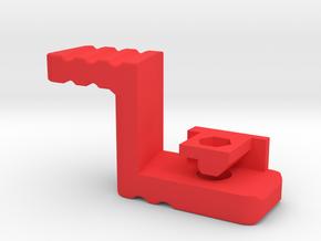 [Airsoft] XDM Charging Handle in Red Processed Versatile Plastic