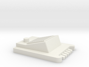 Compad in White Natural Versatile Plastic