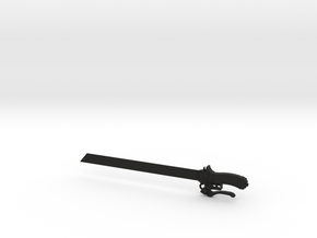 Attack on titan blade in Black Natural Versatile Plastic
