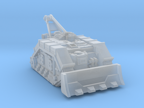 Krieg Recovery Tank 2 with Dozer Blade in Smooth Fine Detail Plastic