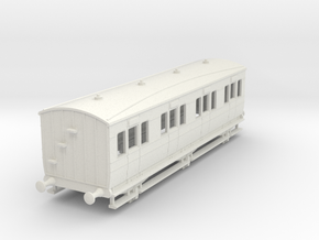 o-76-lyr-6-wheel-d6-32ft-all-1st-coach in White Natural Versatile Plastic