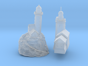 Lightouse set (1:700 - 1:1250) in Smooth Fine Detail Plastic