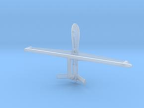Predator UAV MQ1 RQ1 in Smoothest Fine Detail Plastic: 1:220 - Z
