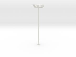 25ft Flood Light 1/35 in White Natural Versatile Plastic