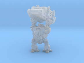 Rhino Launcher Dreadnought 6mm Epic infantry model in Smooth Fine Detail Plastic