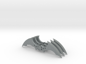 Arkham Asylum Batarang (3 pieces bundle) in Polished Metallic Plastic