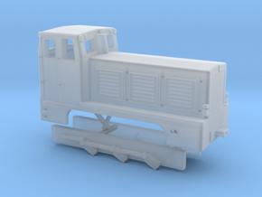 V10C N-Scale / Spur N (1:160) in Smooth Fine Detail Plastic