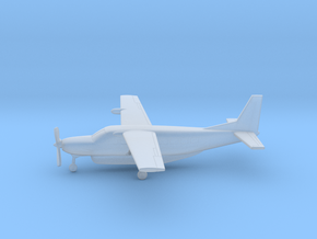 Cessna 208B Grand Caravan in Smooth Fine Detail Plastic: 1:350