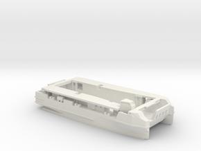 EDA-R 1:285 in White Natural Versatile Plastic
