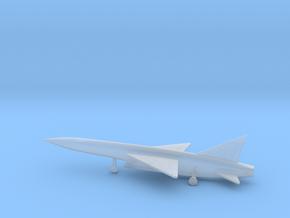 Republic XF-103 Thunderwarrior in Smooth Fine Detail Plastic: 1:350