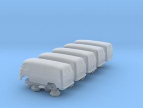 5x Klv 20 rollfähig (V2) in Smoothest Fine Detail Plastic