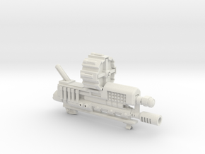 Age of Extinction Hound Automatic Shotgun in White Strong & Flexible