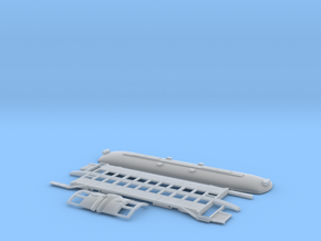MUNI K type as Built in Smooth Fine Detail Plastic