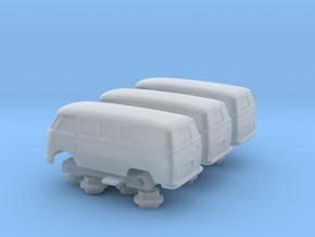 3x KLV20 rollfähig (V2) in Smoothest Fine Detail Plastic