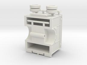 1/64 Philadelphia 2nd Alarmers SA10 Body in White Natural Versatile Plastic