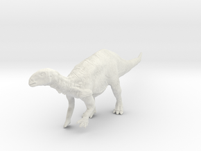 Serenity - 1:35 Tenontosaurus (hollow) in White Natural Versatile Plastic