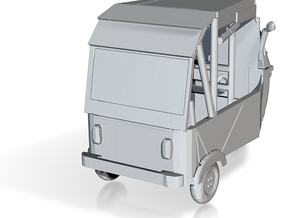 HO Scale Modern Rickshaw in Smoothest Fine Detail Plastic