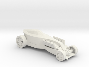 Sweet 16 II 1:160 scale in White Natural Versatile Plastic