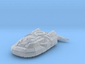 Hoover Light Tank - Laser in Smooth Fine Detail Plastic: 6mm