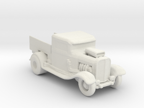Ye Old Farm Rod 1:160 scale in White Natural Versatile Plastic