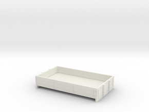55n2 2 plank long  in White Natural Versatile Plastic