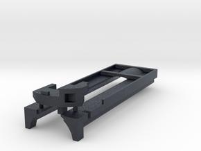 Metal Master 2.0 plate + spacer (18650) in Black PA12