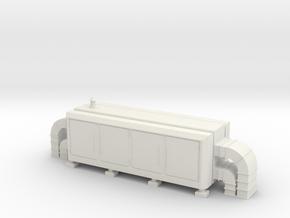 Air Handling Unit 1/35 in White Natural Versatile Plastic