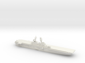 Wasp class LHD (LHD 5-7), 1/1800 in White Natural Versatile Plastic
