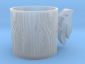 woodpecker_cup in Smooth Fine Detail Plastic
