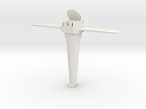 1:144 Miniature NASA Chandra X-Ray Observation in White Natural Versatile Plastic
