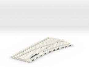 p-32-45stg-tram-rh-point-200-1a in White Natural Versatile Plastic