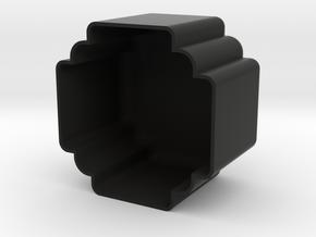 TECHE 360anywhere lens hardcover in Black Natural Versatile Plastic