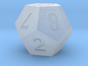 D12 Custom in Smoothest Fine Detail Plastic: Medium