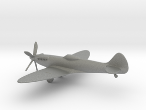 Supermarine Spitfire FR Mk.XIV in Gray PA12: 1:144