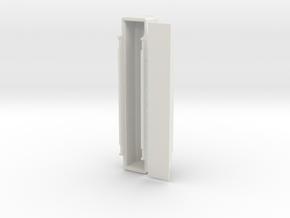 A-Stack Container SFCM 950002 Kit in White Natural Versatile Plastic
