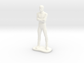 Lost in Space - 1st Season - John - 1.35 in White Processed Versatile Plastic