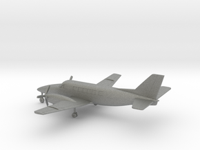 Beechcraft Model 99 Airliner in Gray PA12: 1:160 - N